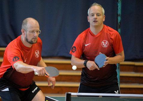 Beide wieder zurück im Team (Klose & Müller)