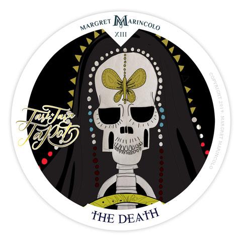 Tarot Tageskarte - Der Tod