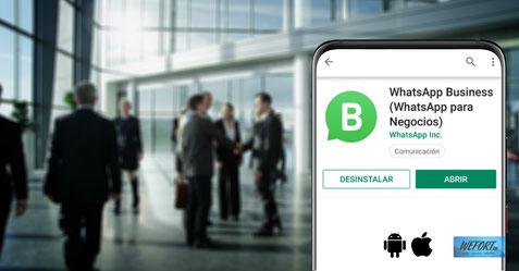 Cómo crear una cuenta de empresa en WhatsApp Business
