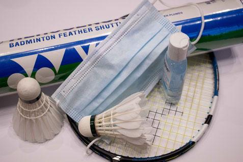 Badminton zu Coronazeiten