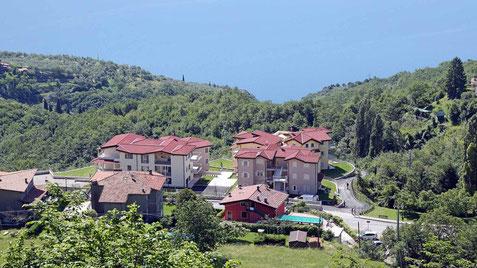 Eigentumswohnungen Tignale Gardasee.