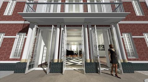 ベルサイユ宮殿 高級住宅 輸入住宅