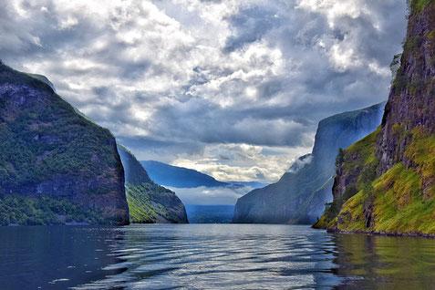 Sognefjord ©Pixabay