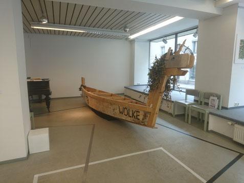 Schiff in der Ausstellung (c) r.jordan