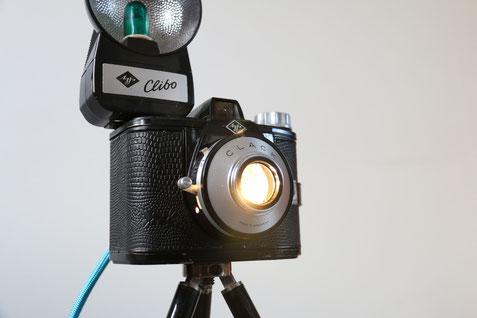 Vermaakt lamp  № 001
