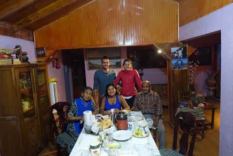 Famille a Pozo Almonte