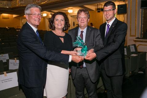Auxilia. Die Arge Soziales Villach erhielt in diesem Jahr den Hilfswerk-Preis für außergewöhnliches soziales Engagement.
