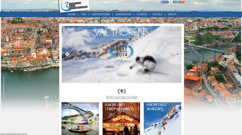 Site de viagem: http://www.europeanbestdestinations.org/