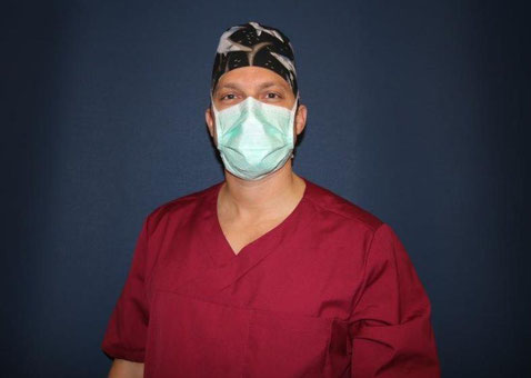 Die Dermatochirurgie ist eine Leidenschaft von Dr. Barsch