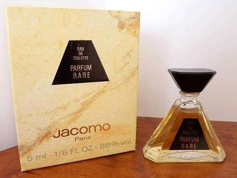 JACOMO - PARFUM RARE, EAU DE TOILETTE 5 ML