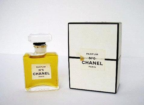 FLACON ANCIEN - N° 5 PARFUM