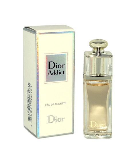 2014 - DIOR ADDICT : EAU DE TOILETTE 5 ML