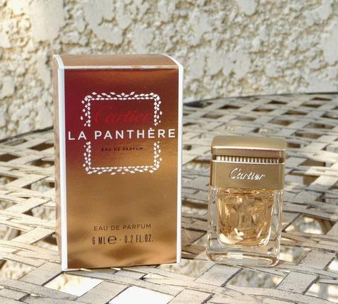 2014 - LA PANTHERE : EAU DE PARFUM 6 ML