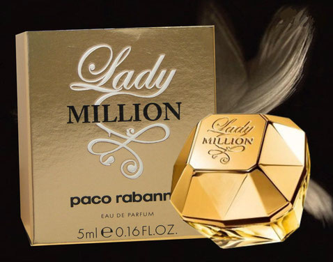 LADY MILLION - EAU DE PARFUM 5 ML
