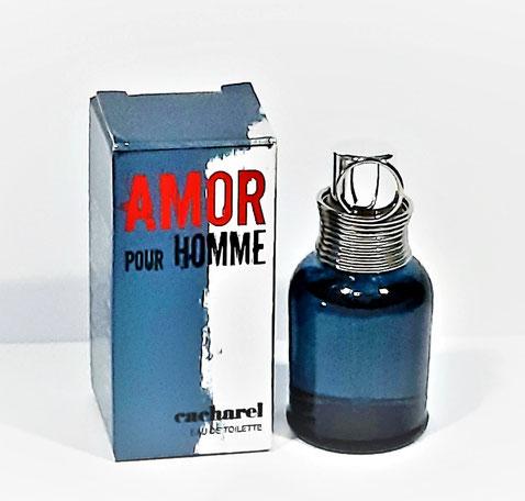 AMOR POUR HOMME - EAU DE TOILETTE