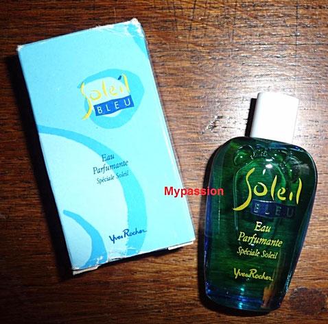 SOLEIL BLEU - EAU PARFUMANTE SPECIALE SOLEIL