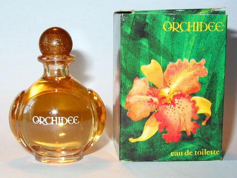ORCHIDEE - EAU DE TOILETTE : BOÎTE LA PLUS COURANTE