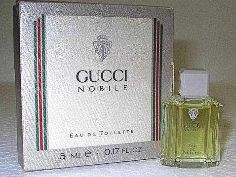GUCCI NOBILE - EAU DE TOILETTE 5 ML