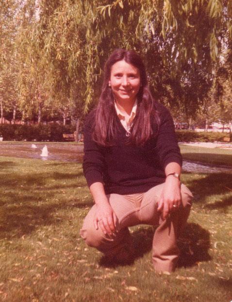 Mi parque. Años 70. Pedro.