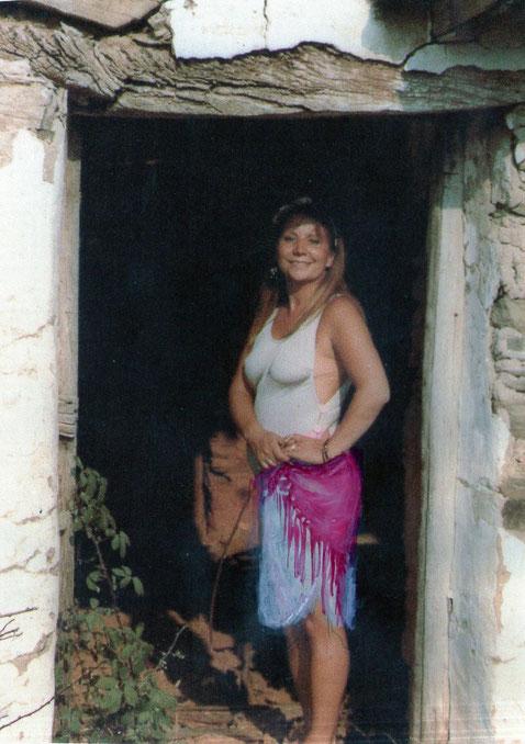 La misma puerta. F. Pedro. Propiedad privada.