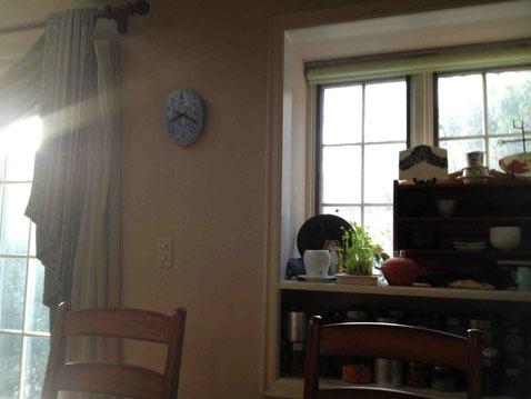 家にいる時、一番長く視界に入る風景