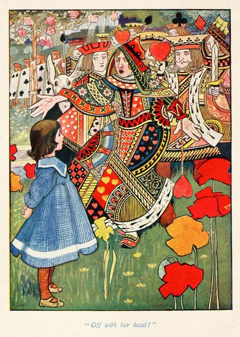 チャールズ・ロビンソンのアリス(1907年)