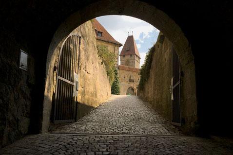 Burg in Coburg