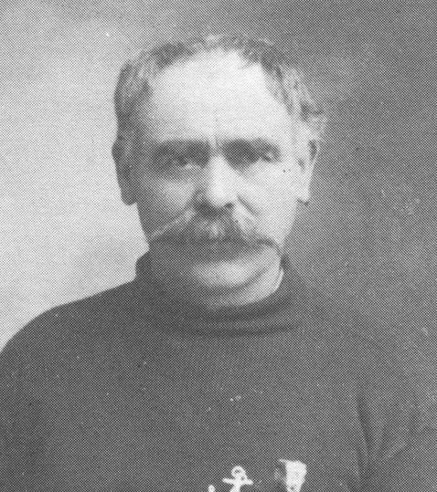 Le patron du canot de sauvetage Pierre-Marie Lesquin, pilote à l'île de Batz