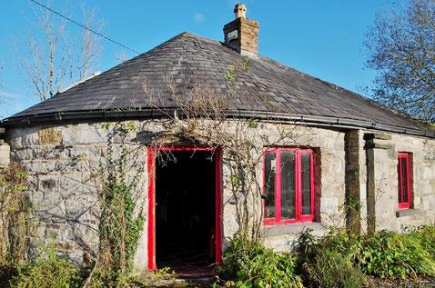 アイルランド 田舎 家 コテージ