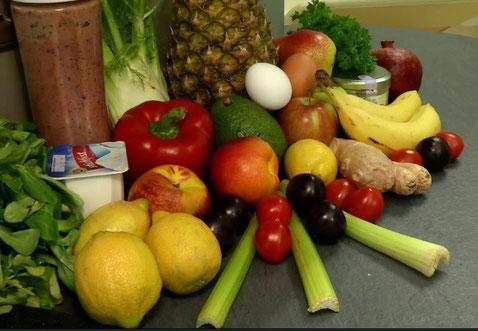 Smoothie vom Ernährungscoach