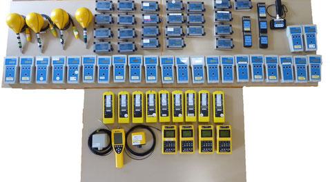 Qualitätssicherung durch Vergleich bei Magnetfeldmessgeräten