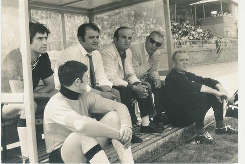 1968 La panchina