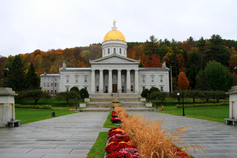 Vermont State House, Montpelier, VT