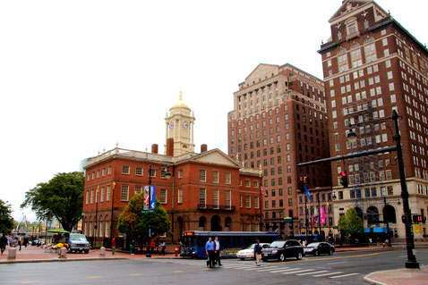 Connecticut´s Old State House