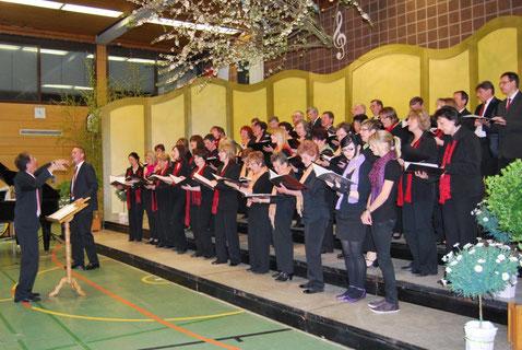 Chor 2010 - Leitung Robert Niklaus
