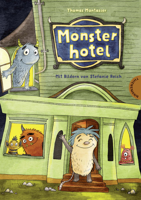 Monsterhotel 10|2017 Thienemann