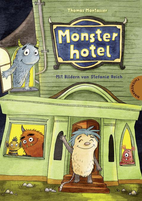 Monsterhotel 10|2017 Thienemann