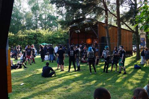 UJZ Peine 2017 (HöhNie Festival)