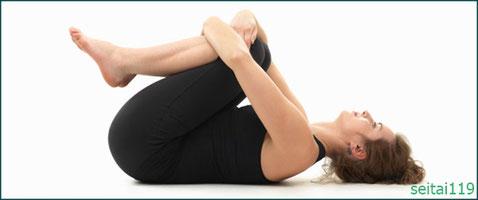 腰部脊柱管狭窄症のストレッチ
