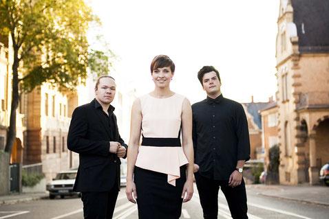 Die Stuttgarter Hochzeitsband Trio Merlot