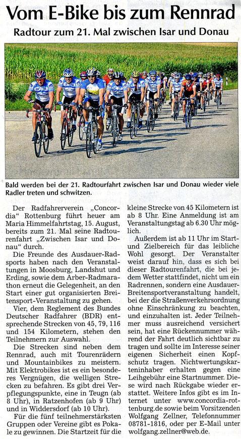 Quelle: Landshuter Zeitung 04.08.2016
