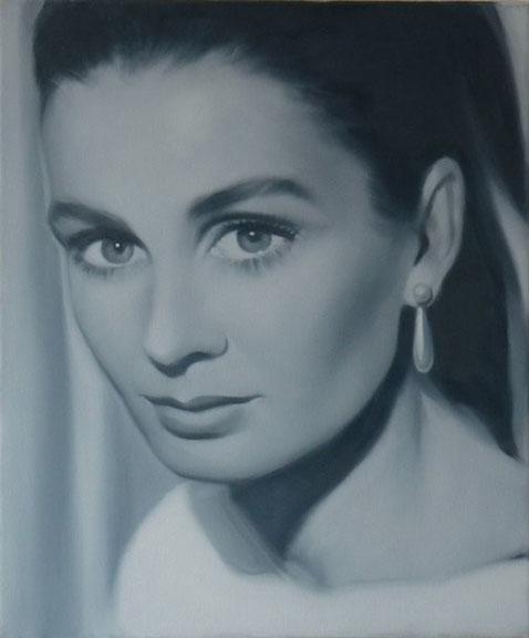 Portrait, Auftragsportrait, fotorealistische Portraits