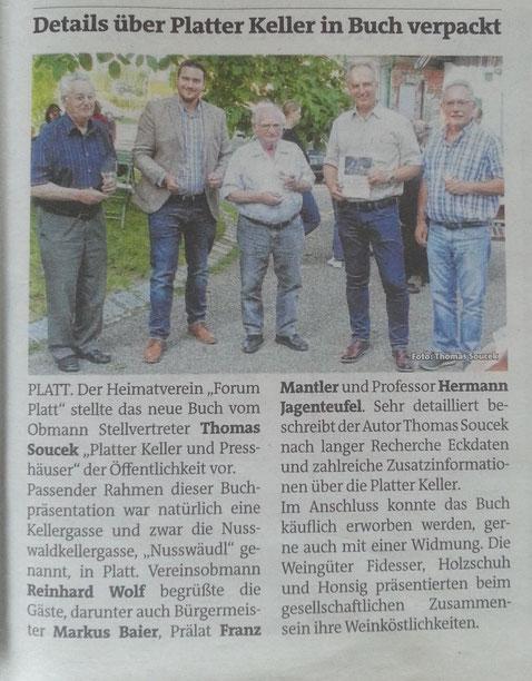 Bezirksblätter (Bezirk Hollabrunn) - Ausgabe Nr. 29 vom 21.07.2021