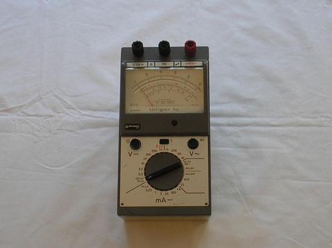 Metrawatt  Vielfach Messgerät Typ. Unigor 4p