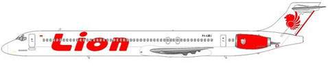 Lion Air MD90-30/Courtesy and Copyright: md80design
