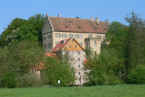 Schloss Aschach bei Bad Bocklet