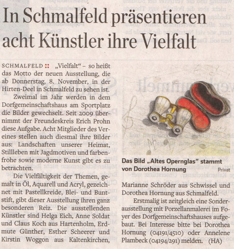 Hamburger Abendblatt 07.11.2018