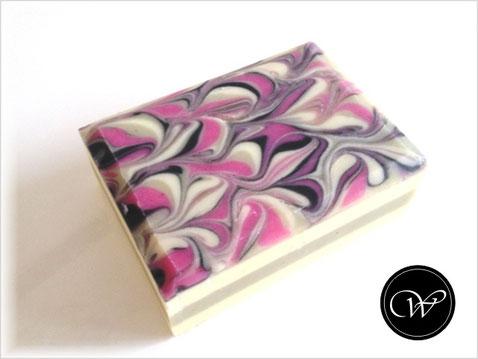 """Seife """"Fleur de Lis"""" - handmade soap"""
