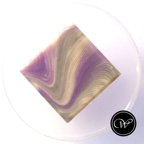"""Cosmic Spin Swirl"" | ITP-Swirl | Handmade soap by Fraeulein Winter"