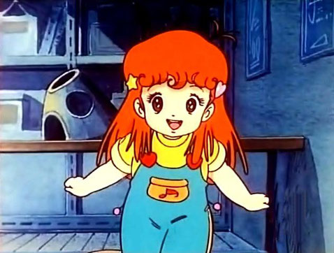 juny peperina inventatutto niko toei animation anime lady oscar Hai Step Jun floppy flappy kitta cartoni animati anni 80 bim bum bam